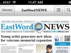 Eastword News 01 Screenshot