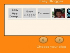 Easy Blog for Blogger 1.4.7 Screenshot