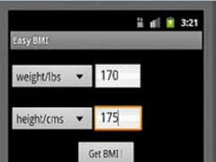 Easy BMI 3.0 Screenshot