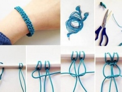 Easy Bracelet Tutorials 4.0 Screenshot