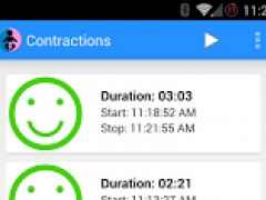 Easy Contraction Timer 2.30 Screenshot
