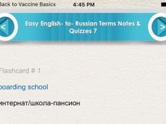 Easy English to Russian Terms 1.0 Screenshot