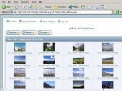 Easy File Sharing Web Server 7.2 Screenshot