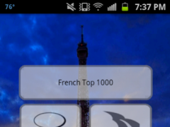 Easy French Language Learning 1.3 Screenshot