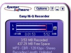 Easy Hi-Q Recorder 2.4 Screenshot