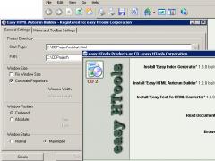 Easy HTML Autorun Builder 1.6.0 Screenshot