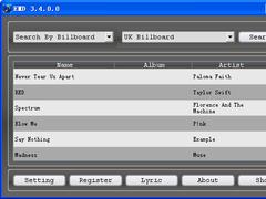 Easy Music Downloader 3.4.0.0 Screenshot