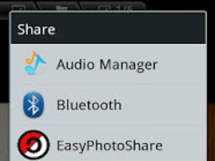 Easy Photo Share 0.1 Screenshot