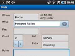 Easy Recorder British Birds 1.2 Screenshot