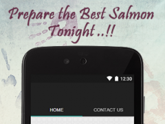 Easy Salmon Recipes Guide 2.0 Screenshot
