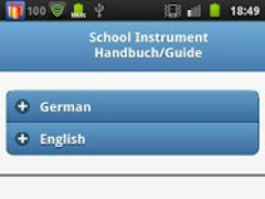 Easy School Manager Guide 2.1 Screenshot