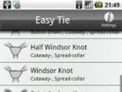 Easy Tie 1.6 Screenshot