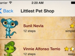 Easy To Draw My Little Pet Shop Edition 1.0 Screenshot