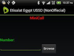 Easy USSD For Etisalat Egypt 1.0 Screenshot
