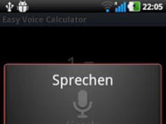 Easy Voice Calculator FREE 1.3.1 Screenshot