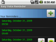 Easy Voice Reminder 2.0 2.0.0 Screenshot
