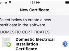 EasyCert Mobile 5.3 Screenshot