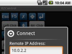 easyControl Remote Control PC 1.5.9 Screenshot