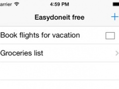 Easydoneit 1.0.4 Screenshot