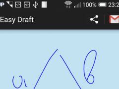 EasyDraft Free 1.6 Screenshot