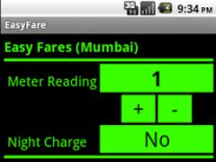 EasyFare Mumbai  Screenshot