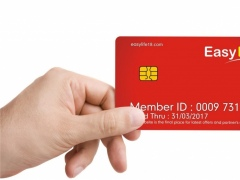 EasyLife Discount Card 1.1 Screenshot