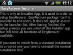EasyRecover 3.1 Screenshot