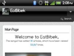 Eat Bibek 1.0 Screenshot