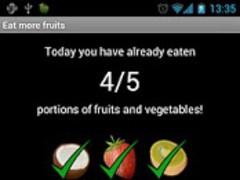 Eat more fruits! 1.9.4 Screenshot