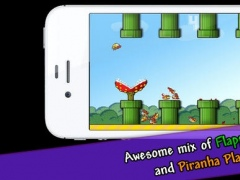 Eat The Floppy Bird 1.0 Screenshot