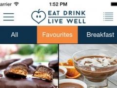 EatDrinkLiveWell 1.31 Screenshot