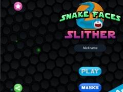 Eater Snake 2. New Worm Skins, Mods & Masks For SlitherIo Free 1.0 Screenshot