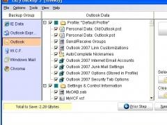 Eazy Backup 6.0.0 Screenshot