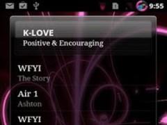 EB RadioWidget 2 Screenshot