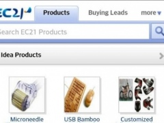 EC21.com - B2B Marketplace 1.2 Screenshot