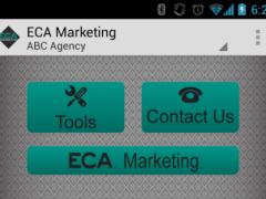 ECA Marketing 2.0.1 Screenshot