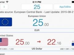 ECB exchange 2.0.01 Screenshot