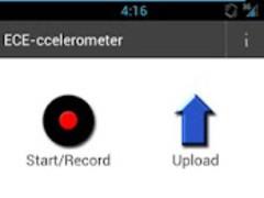ECE-ccelerometer 1.0 Screenshot