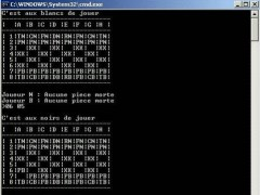 Echecs 0.1.1 Screenshot