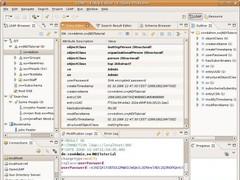 Eclipse LDAP Browser and Editor  Screenshot