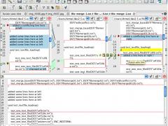 ECMerge Pro (Mac OS X) 2.5 Screenshot