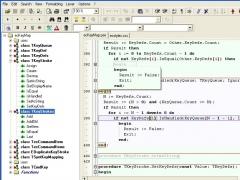 EControl Syntax Editor 3.00 Screenshot