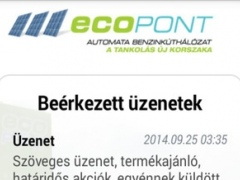 EcoPont Benzinkút 1.1.1 Screenshot