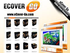 eCover Go - Online eCover Generator 1.0 Screenshot