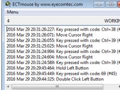 ECTmouse 1.13.4 Screenshot