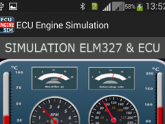 ECU Engine Sim 1.8 Screenshot