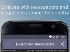 Ecuadorian Newspapers 3.1.6 Screenshot