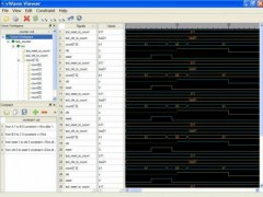 EDA vWaveViewer 1.1 Screenshot