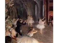 Edgar Degas Art 1.0 Screenshot