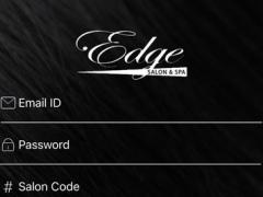 EDGE Salon and Spa Team App 1.1 Screenshot
